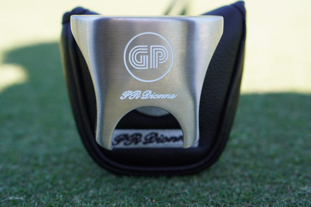 Face On Putting GP Putter