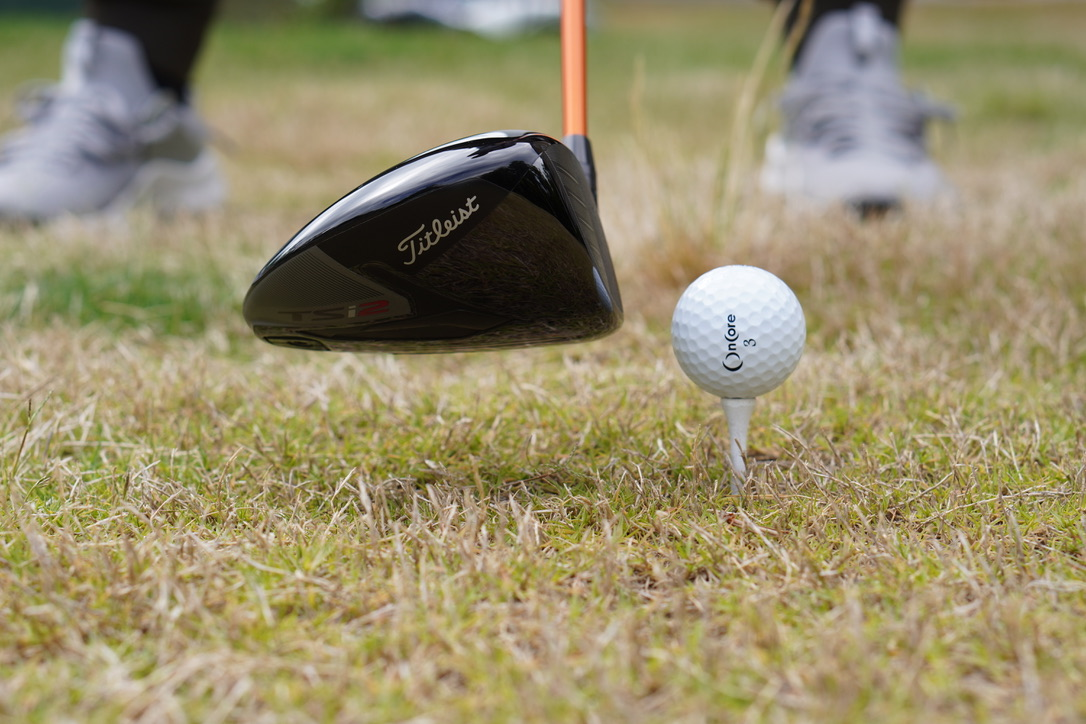 Titleist TSi2 and OnCore VeroX1